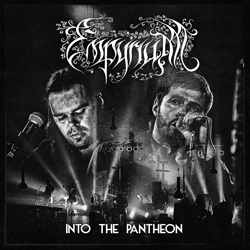 "Empyrium - ""Into the Pantheon"" CD cover image - Click to read review"