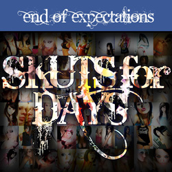 "End of Expectations - ""Skuts for Days"" CD/EP cover image"