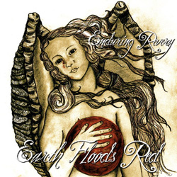 "Enduring Revery - ""Earth Floods Red"" CD/EP cover image - Click to read review"