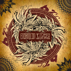 "Enormicon - ""Storm of Swords"" CD cover image - Click to read review"