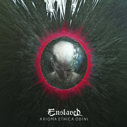 "Enslaved - ""Axioma Ethica Odini"" CD cover image"