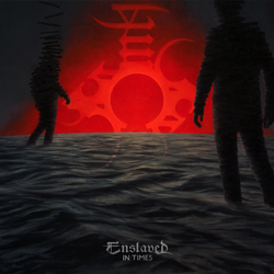 "Enslaved - ""In Times"" CD cover image - Click to read review"