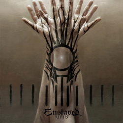 "Enslaved - ""RIITIIR"" CD cover image"