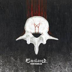 "Enslaved - ""Vertebrae"" CD cover image - Click to read review"