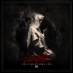 "Enthroned - ""Pentagrammaton"" CD cover image"