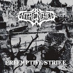 "Entrenched - ""Preemptive Strike"" CD cover image - Click to read review"