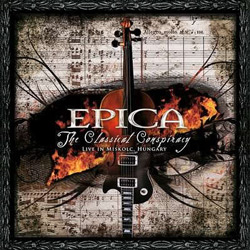 "Epica - ""The Classical Conspiracy"" 2-CD Set cover image"