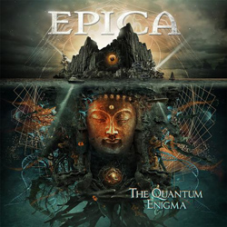 "Epica - ""The Quantum Enigma"" CD cover image"