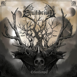 "Equilibrium - ""Erdentempel"" CD cover image - Click to read review"