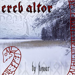 "Ereb Altor - ""By Honour"" CD cover image"