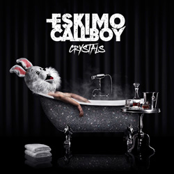 "Eskimo Callboy - ""Crystals"" CD cover image - Click to read review"