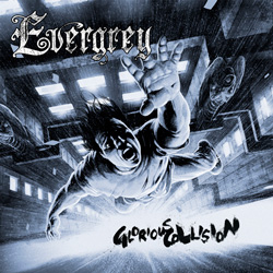 "Evergrey - ""Glorious Collision"" CD cover image"