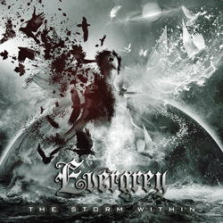 "Evergrey - ""The Storm Within"" CD cover image"