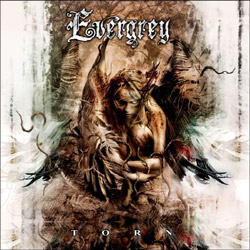 "Evergrey - ""Torn"" CD cover image - Click to read review"