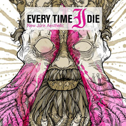"Every Time I Die - ""New Junk Aesthetic"" CD cover image - Click to read review"