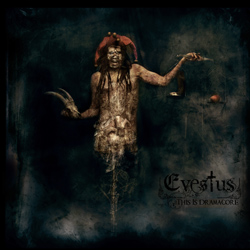 "Evestus - ""This is Dramacore"" CD cover image - Click to read review"