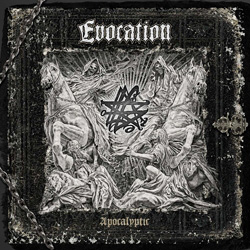 "Evocation - ""Apocalyptic"" CD cover image"