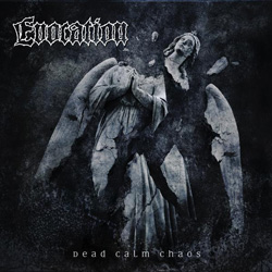 "Evocation - ""Dead Calm Chaos (reissue)"" CD cover image"