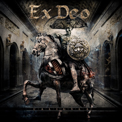 "Ex Deo - ""Caligvla"" CD cover image - Click to read review"