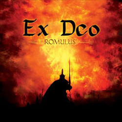 "Ex Deo - ""Romulus"" CD cover image - Click to read review"