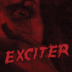 "Exciter - ""Exciter (reissue)"" CD cover image"