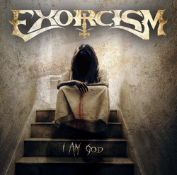 "Exorcism - ""I Am God"" CD cover image"
