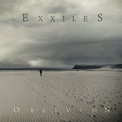 "Exxiles - ""Oblivion"" CD cover image - Click to read review"