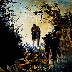 "Eye of Solitude - ""Sui Caedere"" CD cover image - Click to read review"
