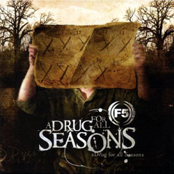 "F5 - ""A Drug For All Seasons"" CD cover image - Click to read review"