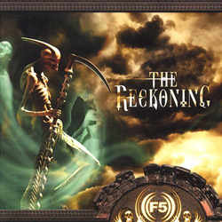 "F5 - ""The Reckoning"" CD cover image - Click to read review"