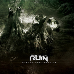 "Face of Ruin - ""Within the Infinite"" CD/EP cover image - Click to read review"