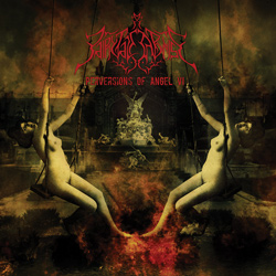 "Fairytale Abuse - ""Perversions Of Angel VI"" CD cover image"