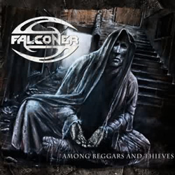 "Falconer - ""Among Beggars And Thieves"" CD cover image"