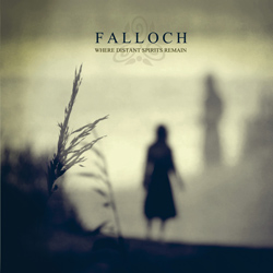 "Falloch - ""Where Distant Spirits Remain"" CD cover image - Click to read review"