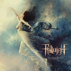 "Fallujah - ""The Flesh Prevails"" CD cover image"
