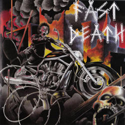 "Fast Death - ""Fast Death"" CD/EP cover image"