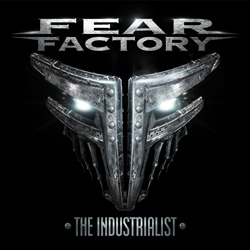"Fear Factory - ""The Industrialist"" CD cover image - Click to read review"