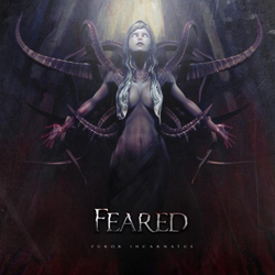 "Feared - ""Furor Incarnatus"" CD cover image"