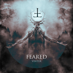 "Feared - ""Vinter"" CD cover image"