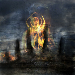 "Fen - ""Carrion Skies"" CD cover image"