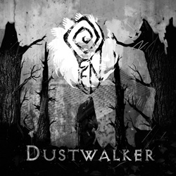 "Fen - ""Dustwalker"" CD cover image"
