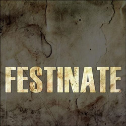 "Festinate - ""Festinate"" Demo cover image"