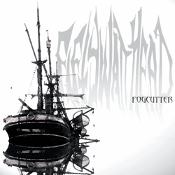 "Fiftywatthead - ""Fogcutter"" CD cover image"