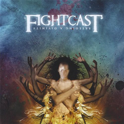 "Fightcast - ""Breeding a Divinity"" CD cover image"