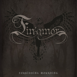 "Fin'amor - ""Forbidding Mourning"" CD cover image - Click to read review"