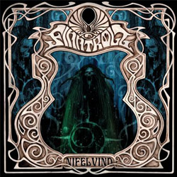 "Finntroll - ""Nifelvind"" CD cover image"