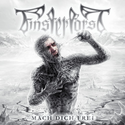 "Finsterforst - ""Mach Dich Frei"" CD cover image - Click to read review"