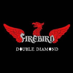 "Firebird - ""Double Diamond"" CD cover image"