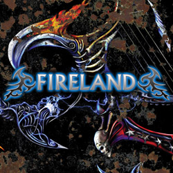 "Fireland - ""Fireland"" CD cover image - Click to read review"