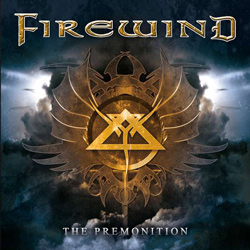 "Firewind - ""The Premonition"" CD cover image"